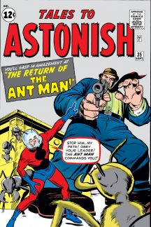 Tales to Astonish (1959) #35