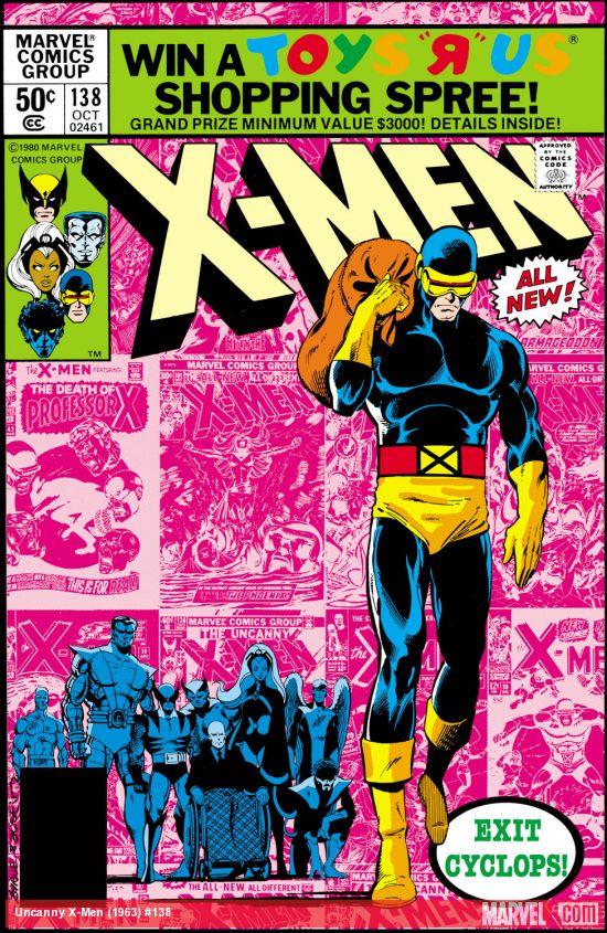 Uncanny X-Men (1963) #138