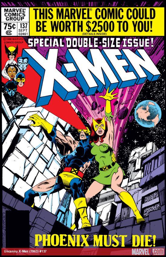 Uncanny X-Men (1963) #137