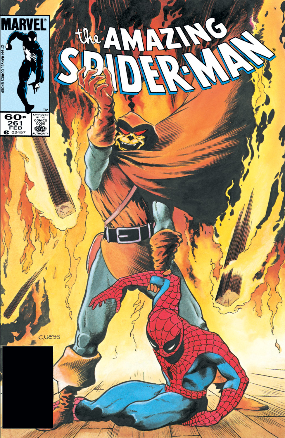 The Amazing Spider-Man (1963) #261