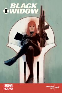 Black Widow (2014) #9