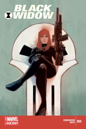 Black Widow (2014) #9