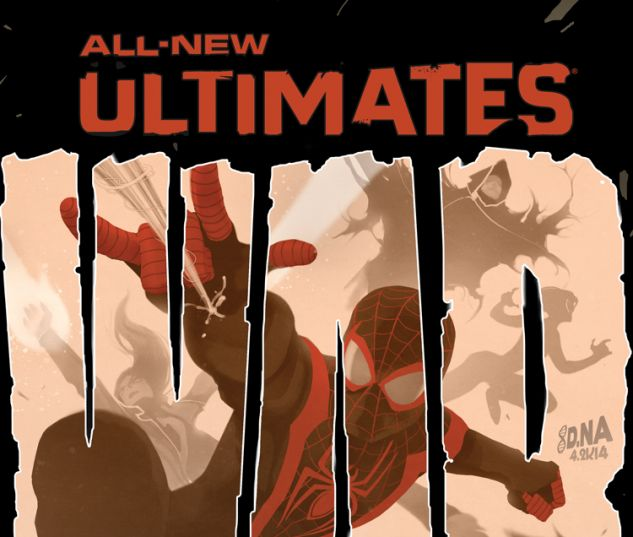 ALL-NEW ULTIMATES 6 (WITH DIGITAL CODE)