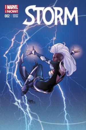 Storm (2014) #2 (variant)