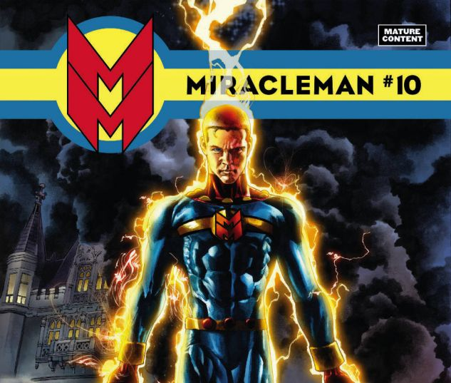 MIRACLEMAN 10 SUAYAN VARIANT (POLYBAGGED)