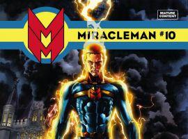 MIRACLEMAN 10 SUAYAN VARIANT (POLYBAGGED)