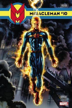 Miracleman (2014) #10 (Suayan Variant)