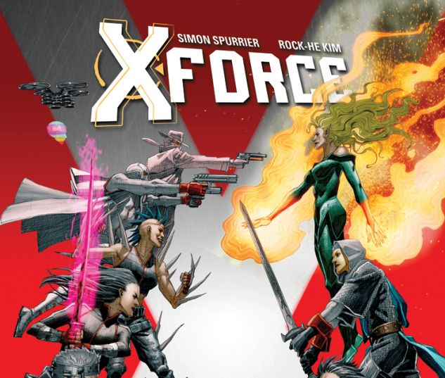 X-FORCE 9 (WITH DIGITAL CODE)