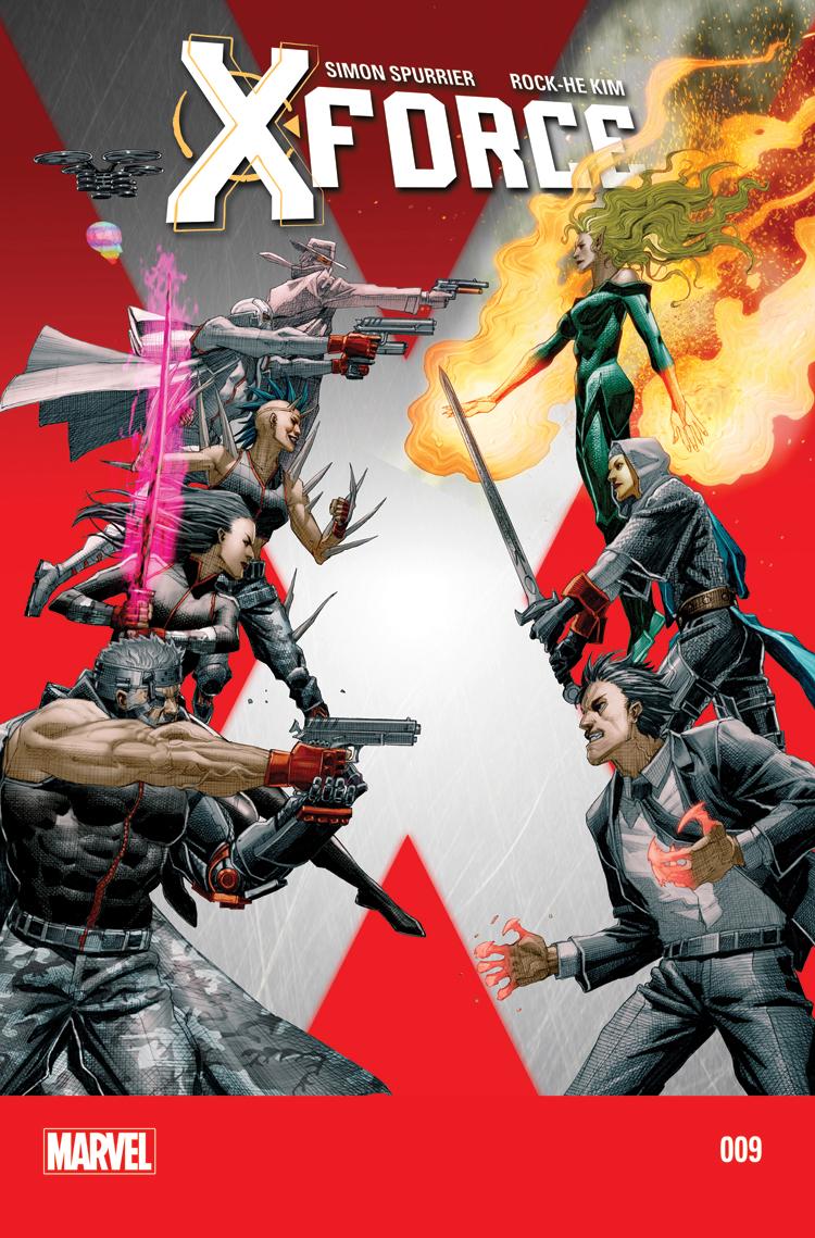X-Force (2014) #9