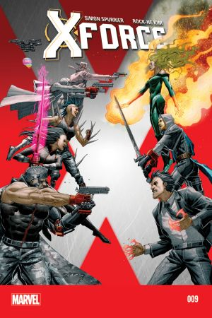 X-Force #9