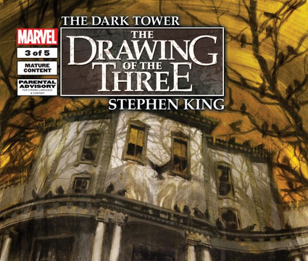 DARK TOWER: THE DRAWING OF THE THREE - THE PRISONER 3