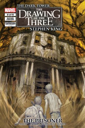 Dark Tower: The Drawing of the Three - The Prisoner #3