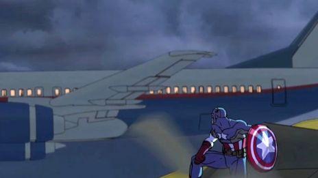MAA Plane Clip