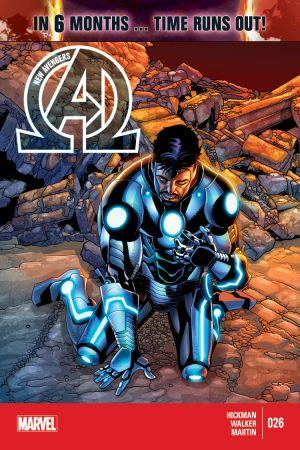 New Avengers (2013) #26