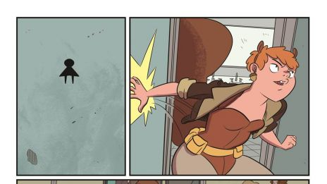 The Unbeatable Squirrel Girl #1 preview art by Erica Henderson