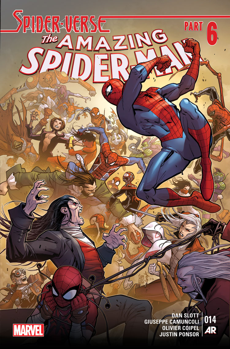 The Amazing Spider-Man (2014) #14