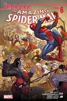Amazing Spider-Man (2014) #14