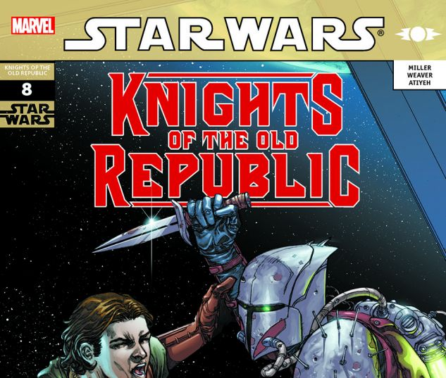 Star Wars: Knights Of The Old Republic (2006) #8