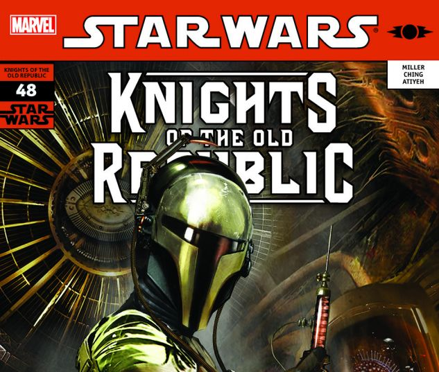 Star Wars: Knights Of The Old Republic (2006) #48