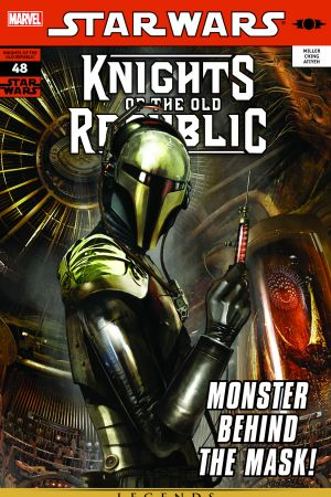 Star Wars: Knights of the Old Republic #48