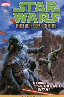 Star Wars: Darth Vader And The Cry Of Shadows (2013) #3