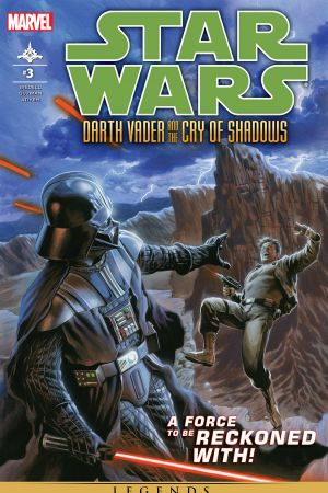 Star Wars: Darth Vader And The Cry Of Shadows #3