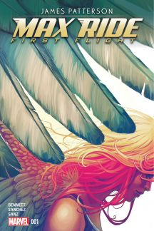 Max Ride: First Flight (2015) #1