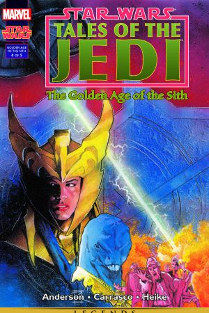 Star Wars: Tales Of The Jedi - The Golden Age Of The Sith #4