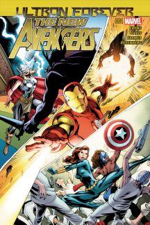 New Avengers: Ultron Forever #1