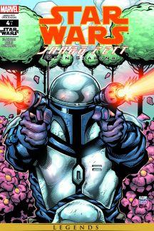 Star Wars: Jango Fett - Open Seasons #4