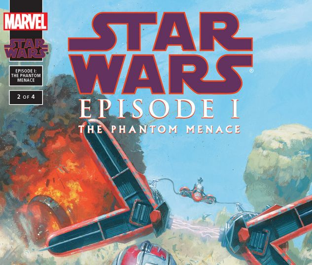 Star Wars: Episode I - The Phantom Menace (1999) #2
