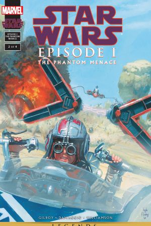 Star Wars: Episode I - The Phantom Menace #2
