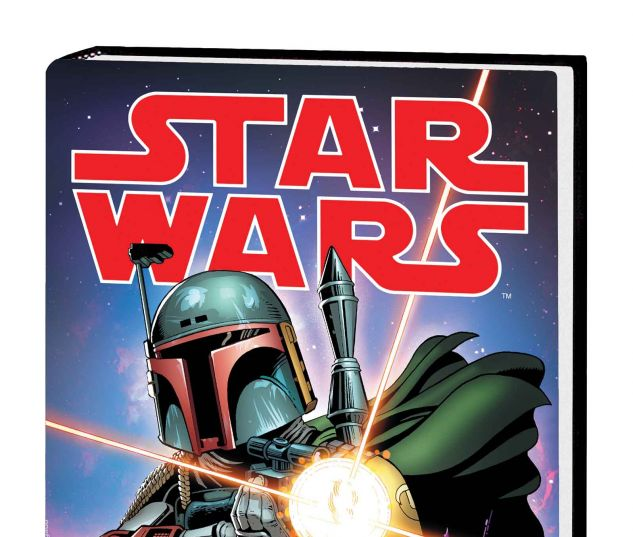 STAR WARS: THE ORIGINAL MARVEL YEARS OMNIBUS VOL. 2 HC DAY COVER