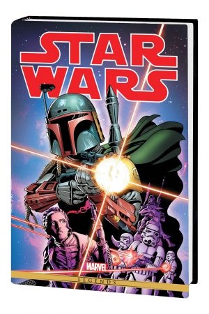 Star Wars: The Original Marvel Years (Hardcover)