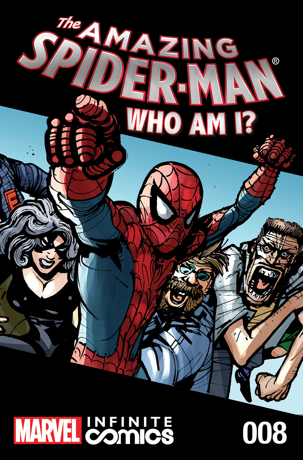Amazing Spider-Man: Who Am I? Infinite Digital Comic (2014) #8