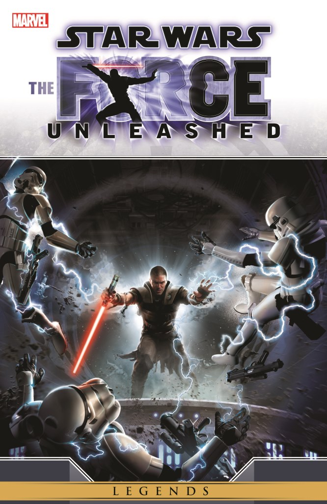 Star Wars: The Force Unleashed (2008) #1