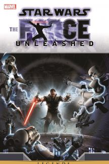 Star Wars: The Force Unleashed #1