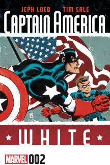 Captain America: White (2015) #2