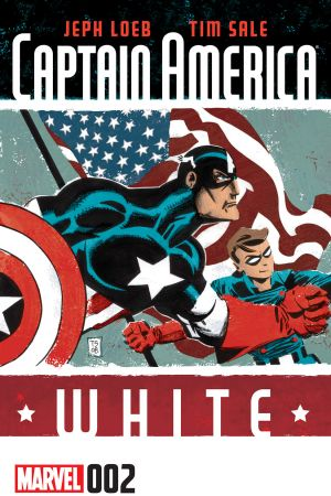 Captain America: White #2