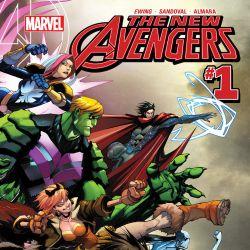 New Avengers (2015 - Present)