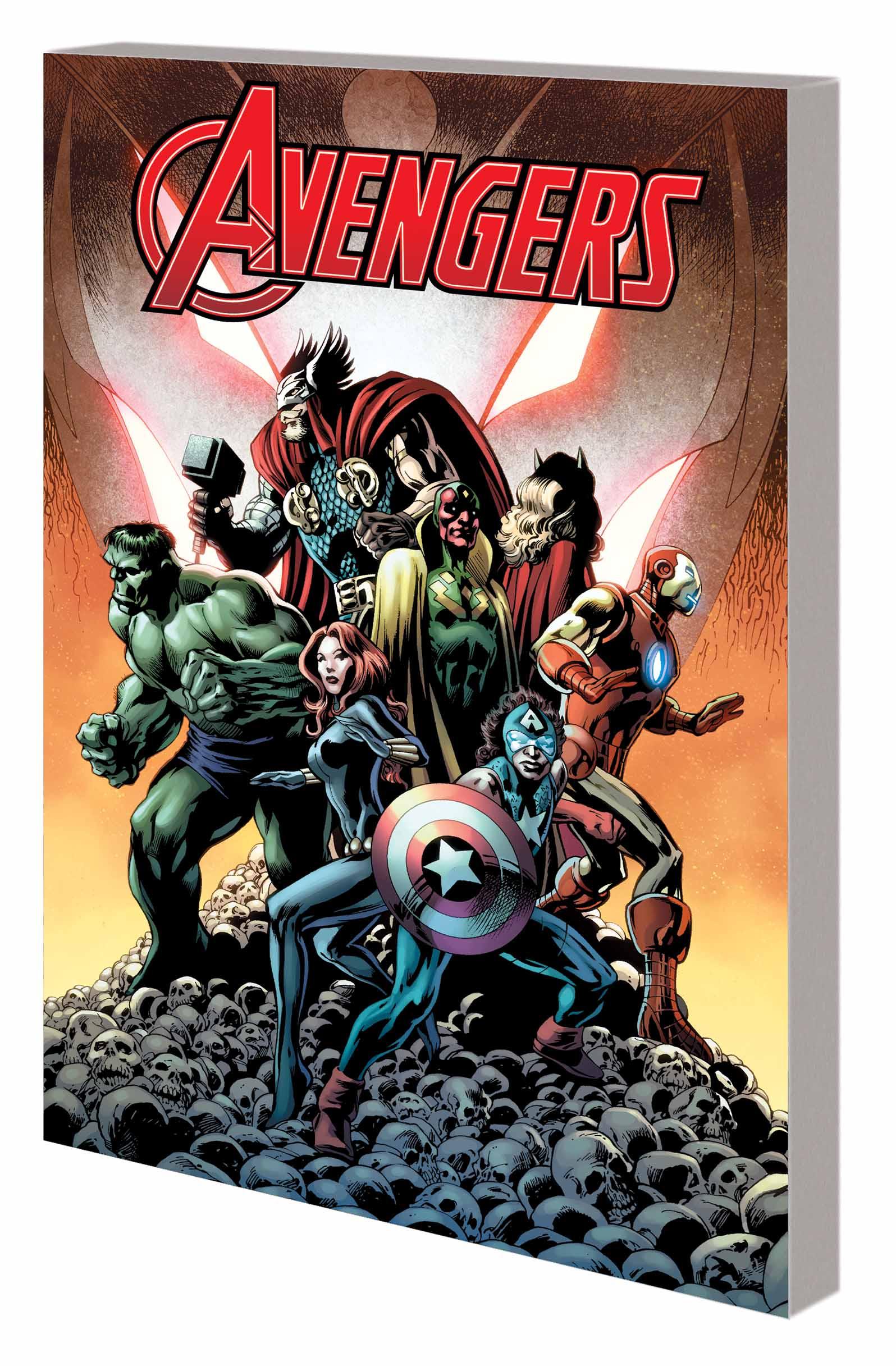 Avengers: Ultron Forever (Trade Paperback)