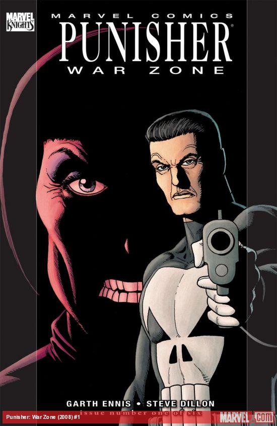 Punisher: War Zone (2008) #1