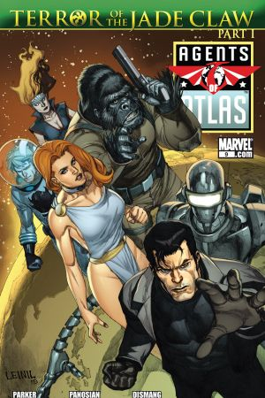 Agents of Atlas #9