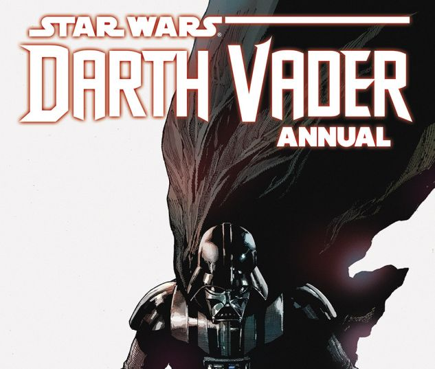 DARTH VADER ANNUAL 1 (WITH DIGITAL CODE)