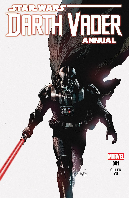 Darth Vader Annual (2015) #1