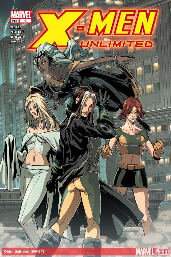 X-Men Unlimited (2004) #6