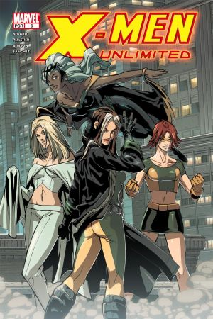X-Men Unlimited (2004) #6