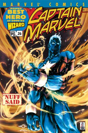 Captain Marvel (2000) #26