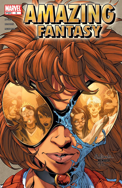 Amazing Fantasy (2004) #6