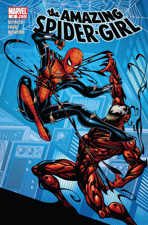 Amazing Spider-Girl (2006) #12